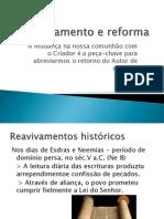 Reavivamento e reforma