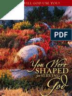 Ministry Fair Booklet