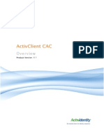 ActivClient CAC Overview