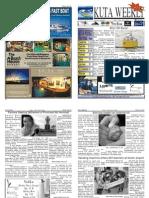 "Kuta Weekly-Edition 261 ""Bali""s Premier Weekly Newspaper"""