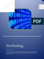 Pen Testing