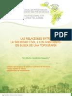 Hernandez - Las relaciones entre la sociedad civil y los gobiernos- en busca de una topografía. VII Conferencia ISTR, México.,
