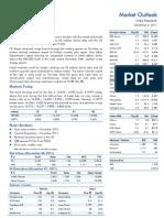 Market Outlook 2nd December 2011