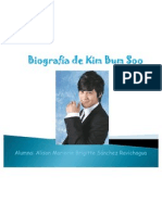 Biografía de Kim Bum Soo