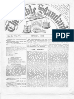 The Bible Standard March 1883