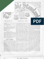 The Bible Standard February  1883