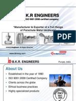 B K R Engineers Ludhiana India