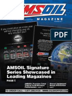 AMSOIL Magazine November 2011
