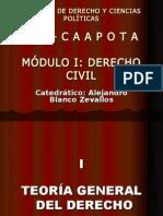 TEORÍA DEL ABUSO DE DERECHO - TEMA 01