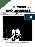 MUFON UFO Journal - April 1977