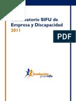 Observatorio SIFU de Empresa y ad 2011