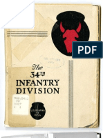 WWII 34th Infantry Division