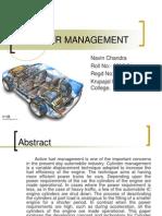 Cylinder Management 1