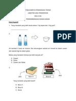 EDU 3102 (PERKEMBANGAN KANAK-KANAK) - Data Kognitif