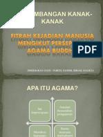 EDU 3102 (PERKEMBANGAN KANAK-KANAK) - FITRAH KEJADIAN MANUSIA (BUDDHA)