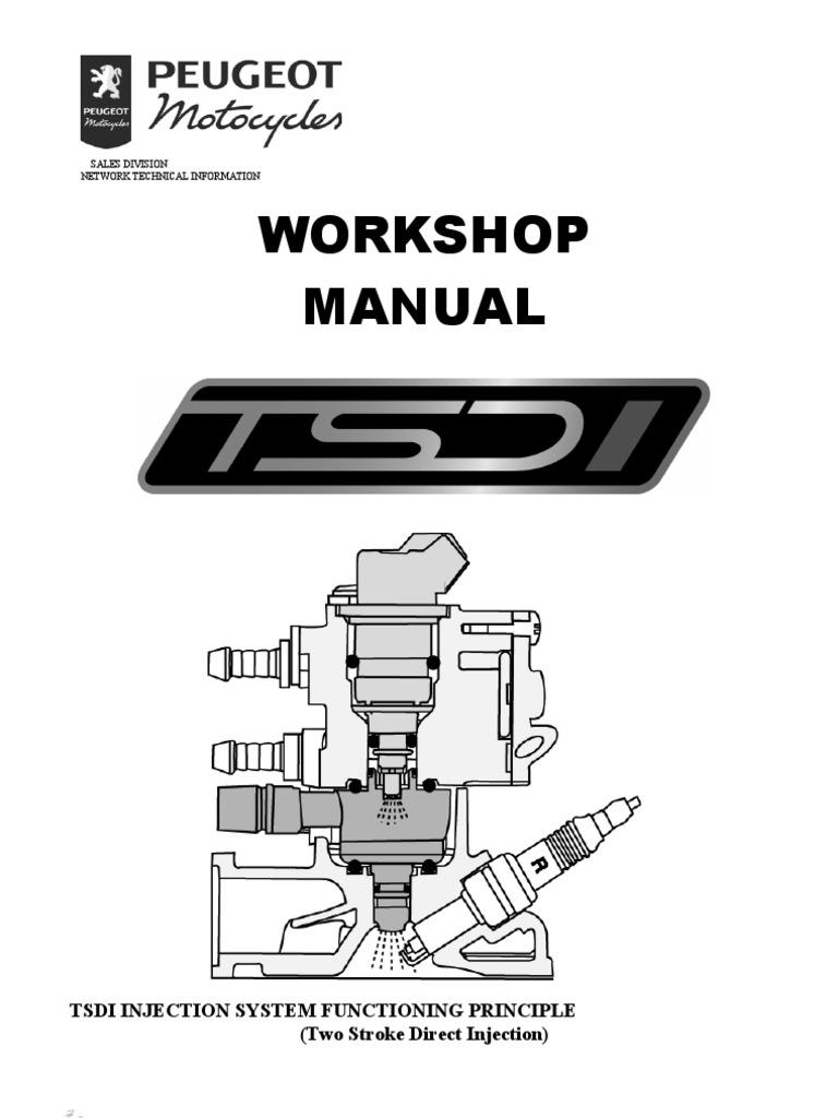elystar tsdi service manual sh internal combustion engine fuel rh es scribd com Peugeot 105 Peugeot 306