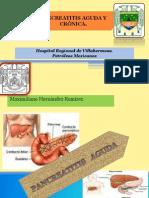 Pancreatitis Medicina Interna