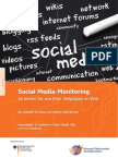 Social Media Monitoring_Leitfaden