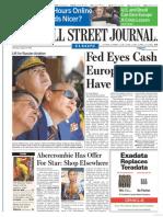 The Wall Street Journal Europe 2011.08.18