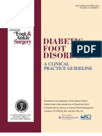 Diabetic Foot Guidelines 2006