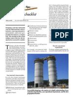 Silo Checklist