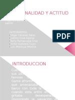 Personal Id Ad y Actitud Exponer