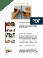 Nieuwe kookboeken in de Bib