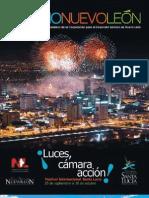 Revista Turismo Nuevo León No. 8
