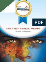 Asia's Best B-School Report
