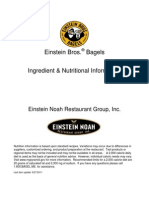 Einsteins Nutritional PDF