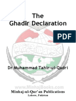 Ghadir Declaration