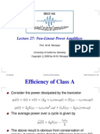 Class f amplifier thesis                  eBay     Design of a class F power amplifier with reconfigurable