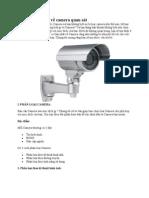 Kiến thức cơ bản về camera quan sát