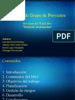 Practica de Grupo de Proyectos Wikilibro