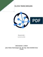 Laporan Tugas Akhir(Topologi Rancangan)-Hanifah Nurafifah