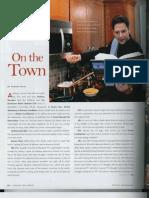 Spaces Bourdain Interview by Darren Mark