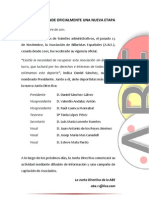 Nota Prensa ABE 1diciembre