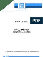 Aprenda-ATDI Guia de usuario y funcionalidades, nivel básico