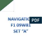 NAV F1 09W81 SET A