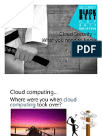 Cloud Security by Sanjay Willie