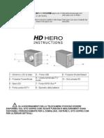HD HERO It Istruzioni v01