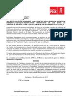 Mociones, Ruegos y Preguntas Pleno 20111130