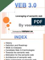 WEB 3.0 Full Report