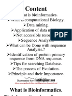z-Bioinformatics