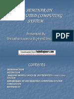 Z-distributed Computing )