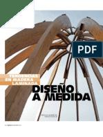 Tendencias en madera laminada - Revista BiT Nº81