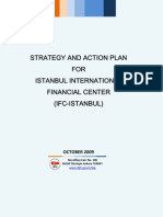 Strategy and Action Plan for IFC Istanbul
