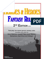 Hordes %26 Heroes Rules Version2.1