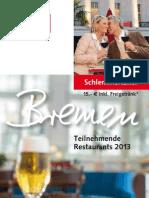 Bremer Schlemmerteller