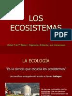 Apoyo Docente Ecosistemas